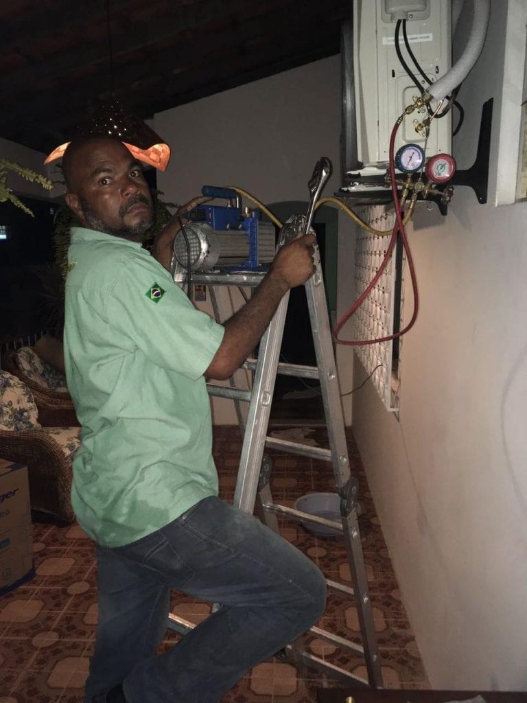A QUALLI ELÉTRICA oferece o serviço de manutenção de ar condicionado